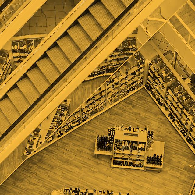 Gestión de ventas y espacios comerciales