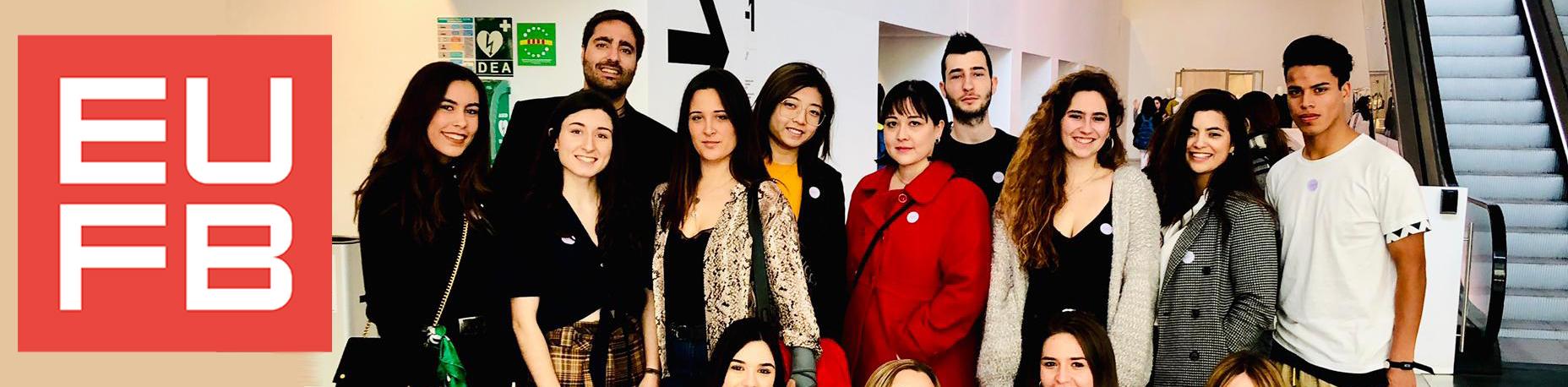 Sortida al Museu del Disseny de Barcelona | Escola Universitària Formatic Barcelona