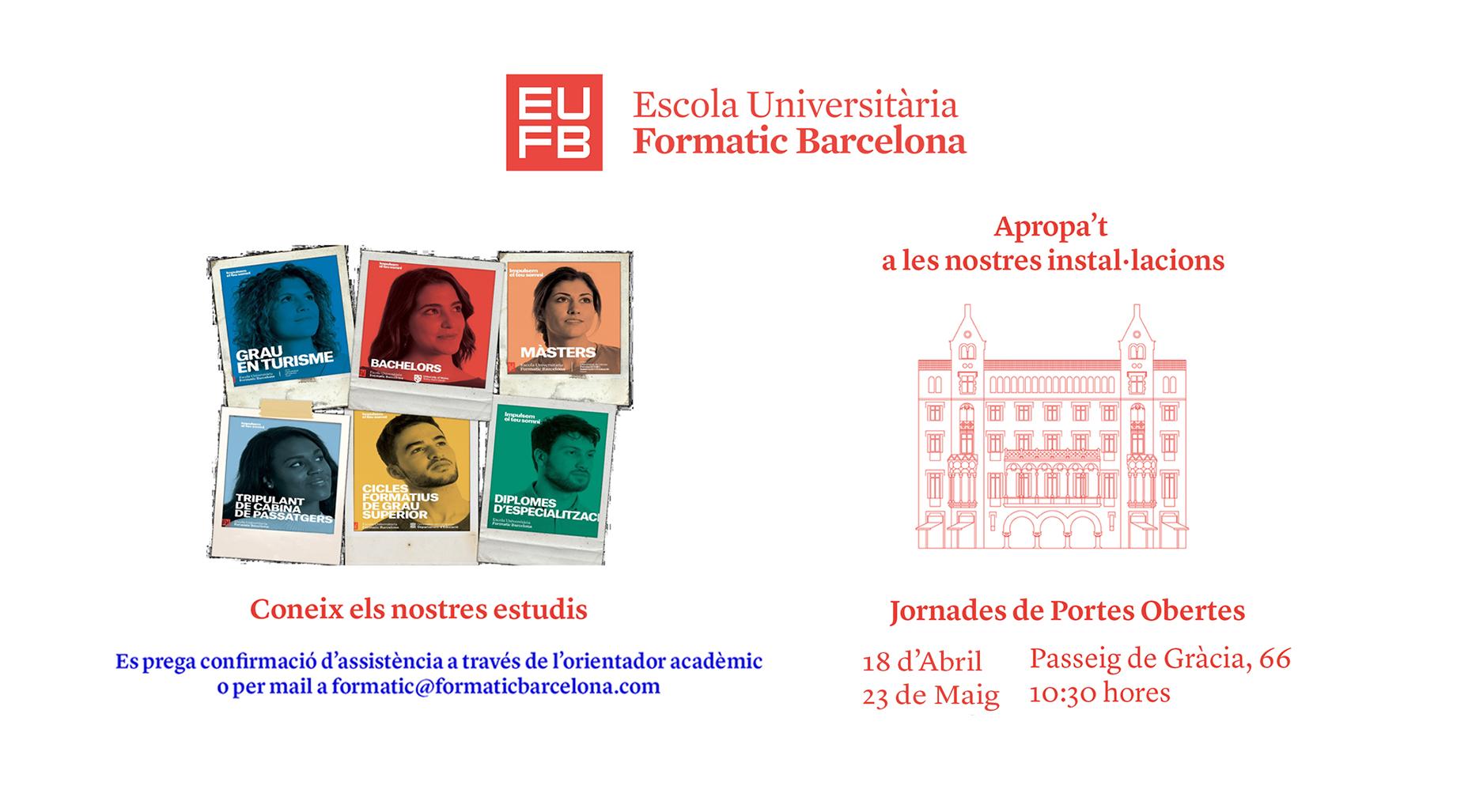 | Escola Universitària Formatic Barcelona