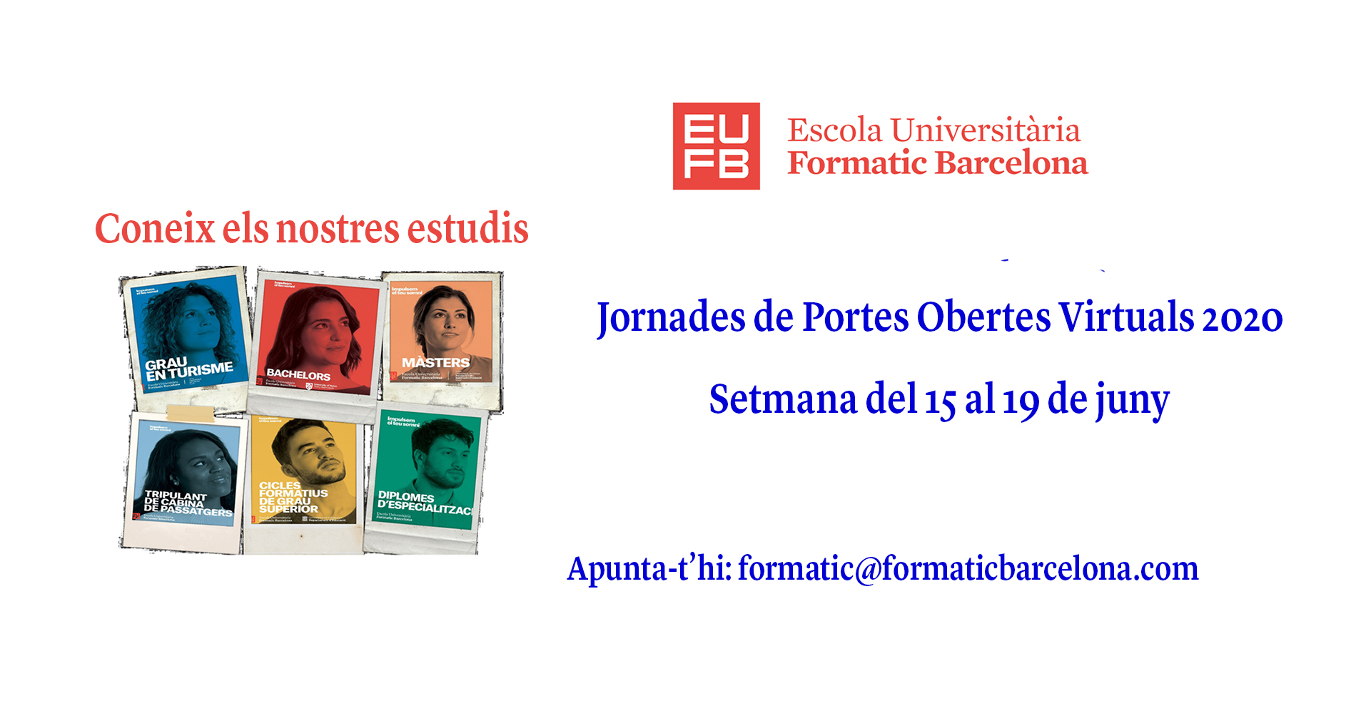 | Escuela Universitaria Formatic Barcelona