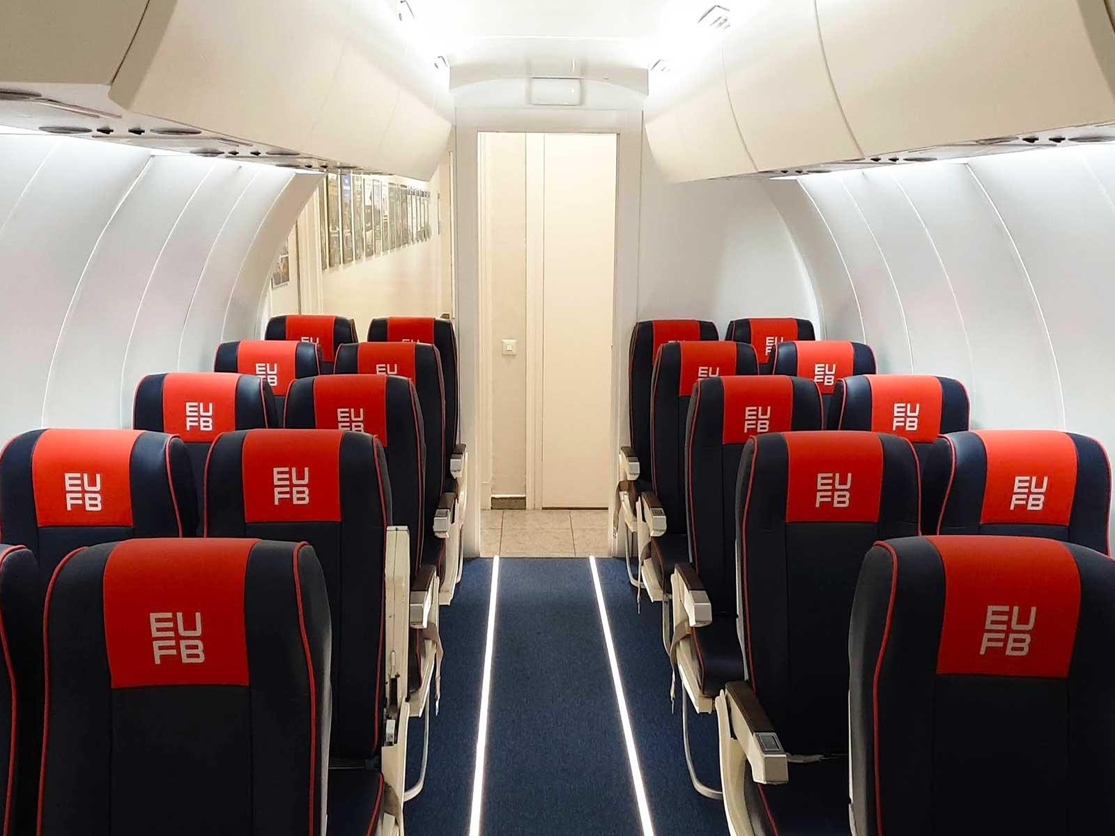 Requisits per ser tripulant de cabina de passatgers