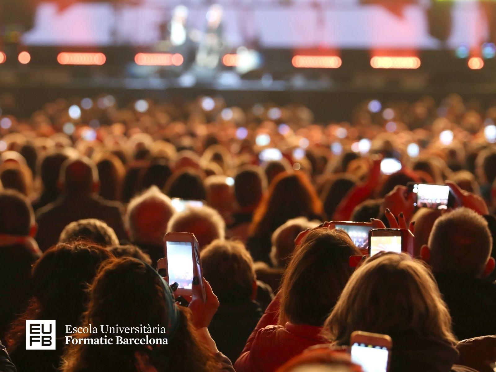 Cambios de tendencia en la organización de eventos durante este 2021 | Escuela Universitaria Formatic Barcelona