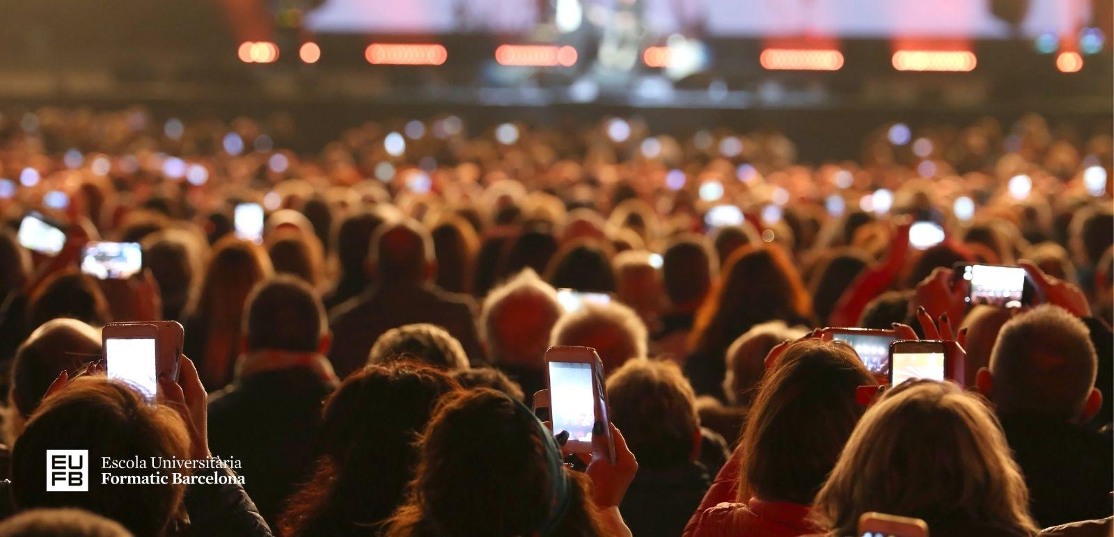 Canvi de tendencia en la gestió d'esdeveniments durant aquest 2021 | Escola Universitària Formatic Barcelona